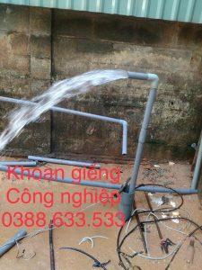 Khoan giếng công nghiệp tại Vĩnh Phú bình dương 0388.633.533